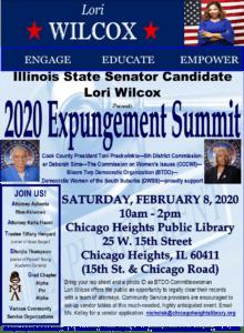 Expungement Summit Flyer