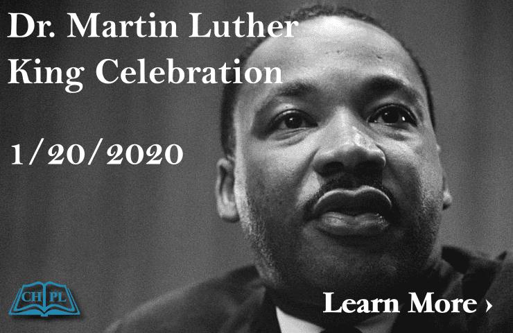Dr Martin Luther King Jr Celebration